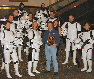 Mike and the 501st