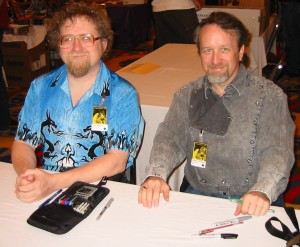 Aaron Allston and Michael Stackpole